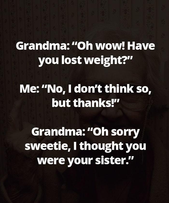 Unfiltered Grandmas