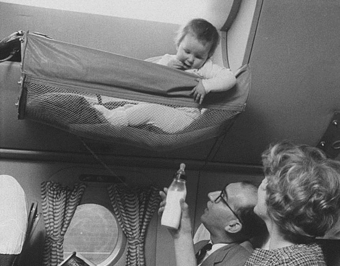 vintage-infants-airplane-skycot-boac-flights-1