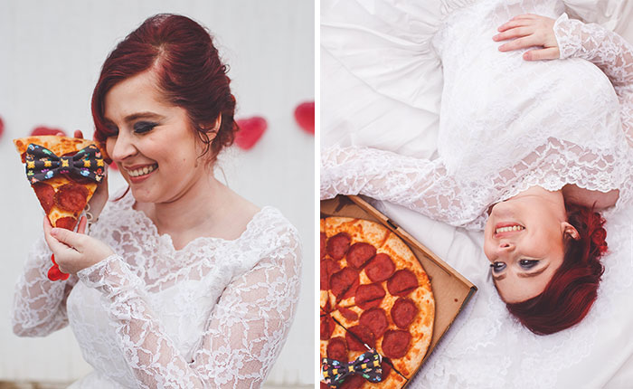 My Friend Just Got Married… To A Pizza