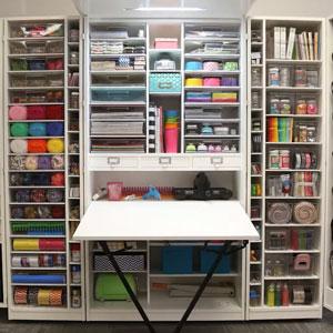 Workstation + Cupboard = Workbox
