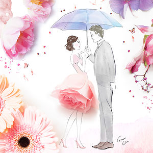 These Illustrations By Fashion Illustrator Grace Ciao Will Make You Fall In Love Again