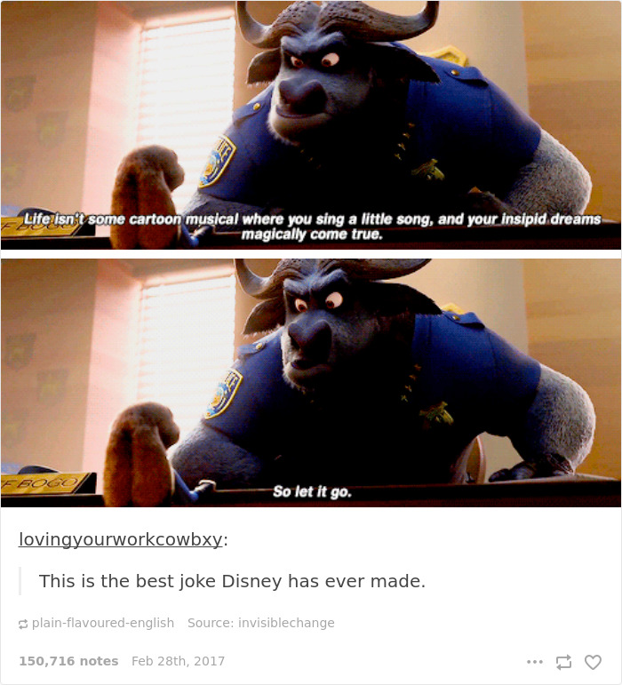 Funniest Memes Ever Tumblr : Time tumblr had the best jokes about disney bored panda