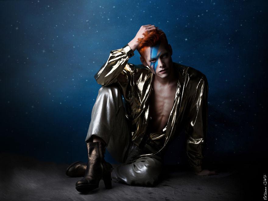 Dawid Bowie