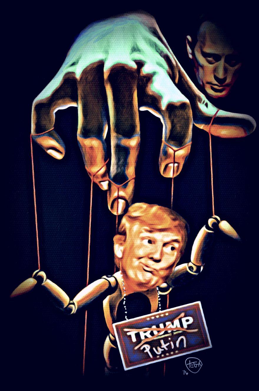 Little Puppet Trump