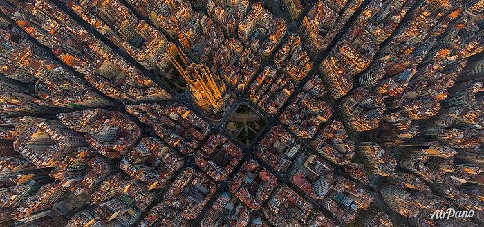 Sagrada Familia, Barcelona, España