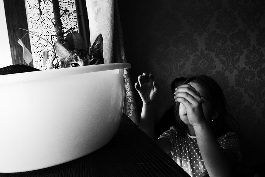 The Game Of Hide And Seek By Olga Ageeva, Russia (2nd Place In The Lifestyle Category, Second Half)