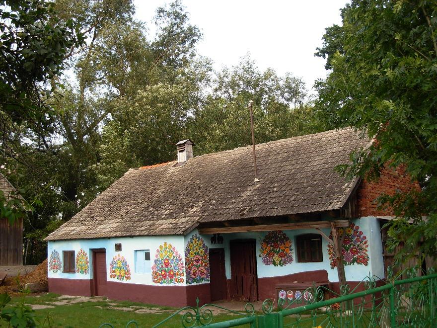 Desa Zalipie