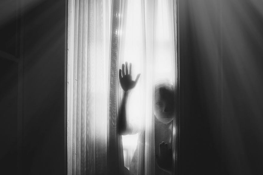 Who Is There By Natalia Kharitonova, Russia (3rd Place In The Silhouette Category, Second Half)