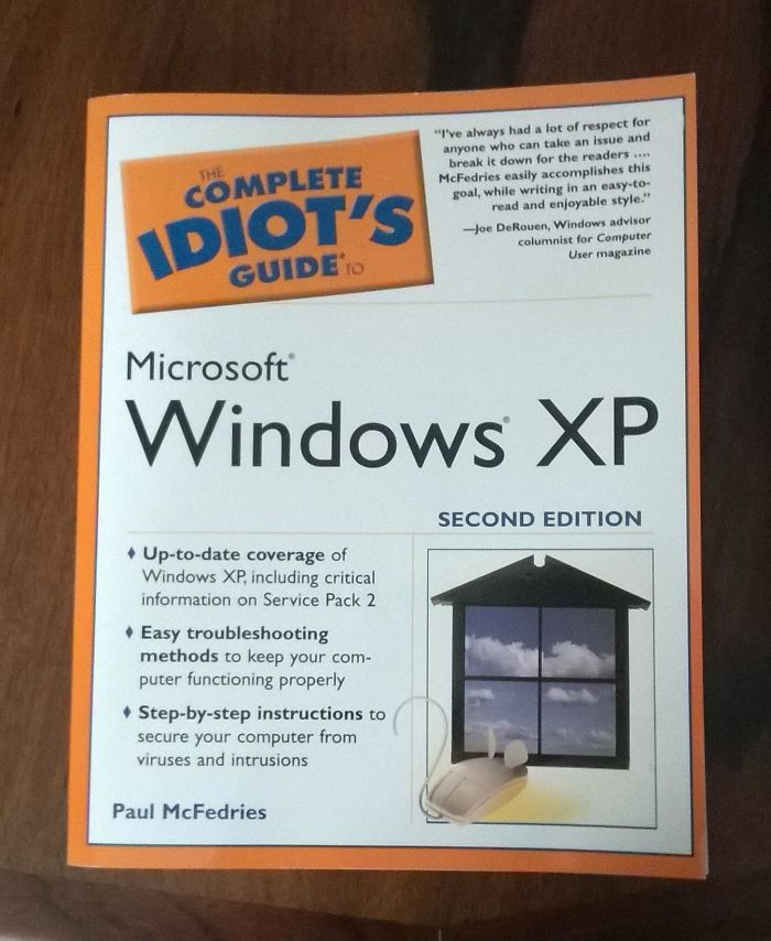 My Grandma Heard That I Liked Computers, So She Got Me This For My Birthday