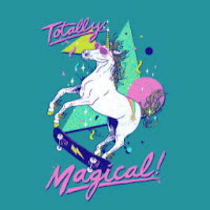 Totally Magical Unicorn