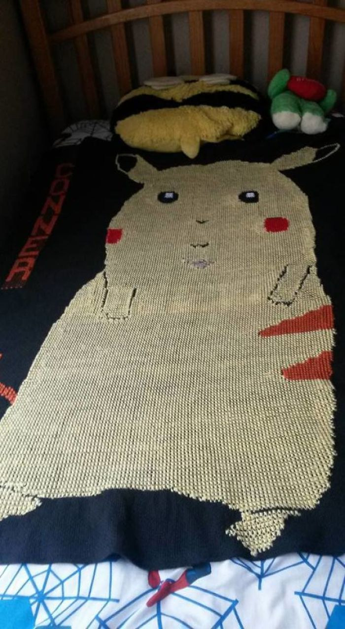 My Friends Grandma Knitted This Magnificence
