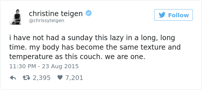 One With The Couch