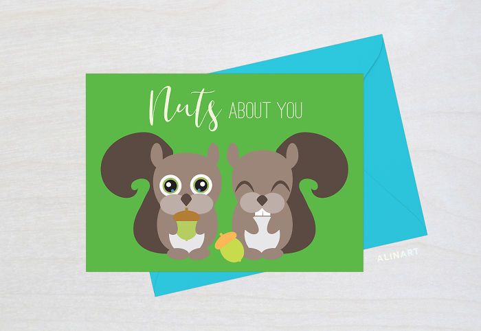 I Illustrated 20 Pun-tastic Animal Cards To Spread Love And Kindness
