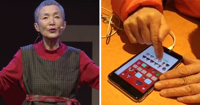 81-Year-Old Woman Learns Programming From Scratch And Creates An iPhone Game