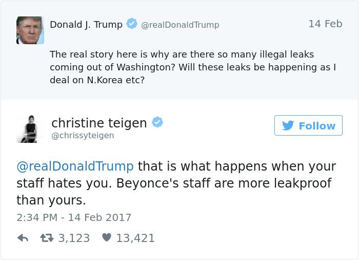 Illegal Leaks