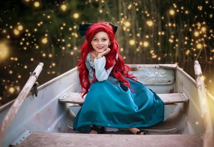 Disney Princesses Cosplay
