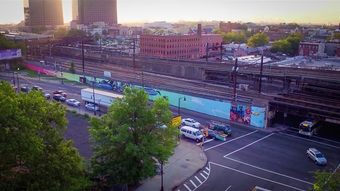 We Made The Longest Mural On The East Coast In 13 Days – And This Was The Outcome!