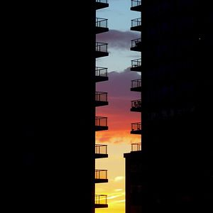 Levels Of Sunset