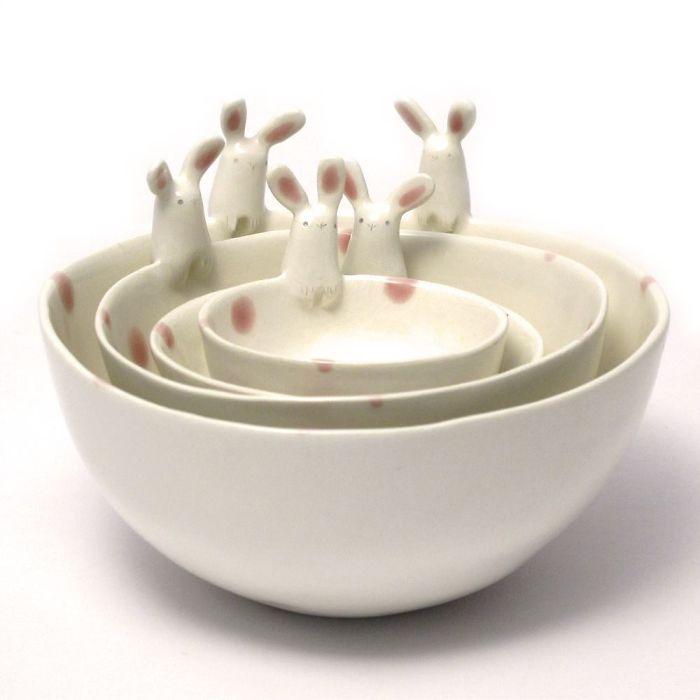 Ceramic Creatures To Keep You Company
