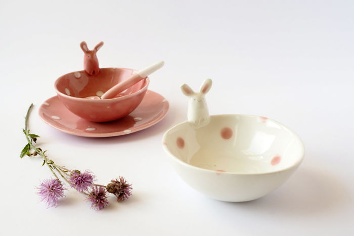 Ceramic Creatures To Keep You Company