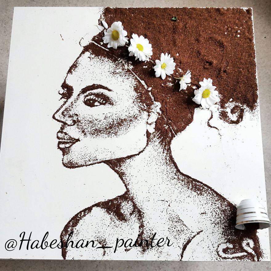 Habeshan Nefertiti
