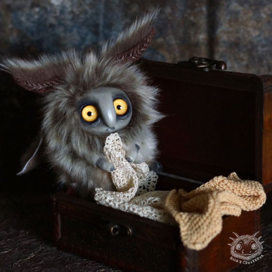 Magic Creatures, Dolls Handmade