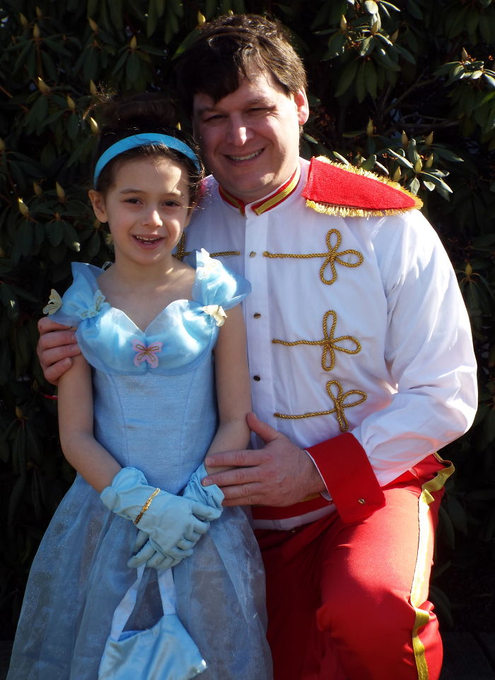 Daniel S. Morrison And Alana - Princess Cinderella