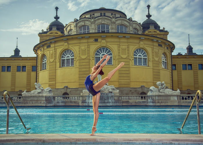 Ballerinas Around Budapest: We Brought The Passion Of Dance To The Streets