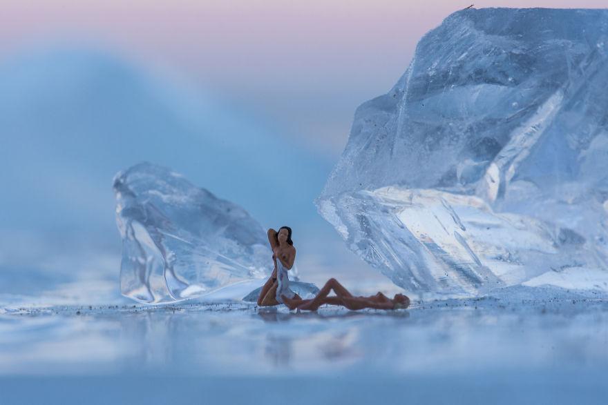 Icebathing