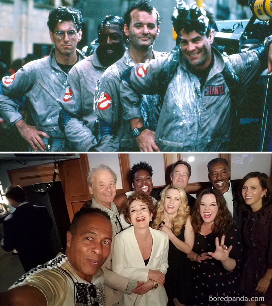Ghostbusters: 1984 Vs. 2016