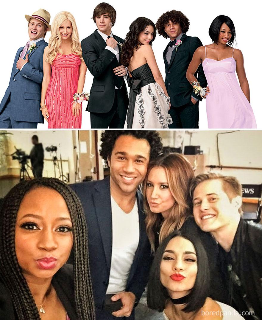 High School Musical: 2006 Vs. 2016