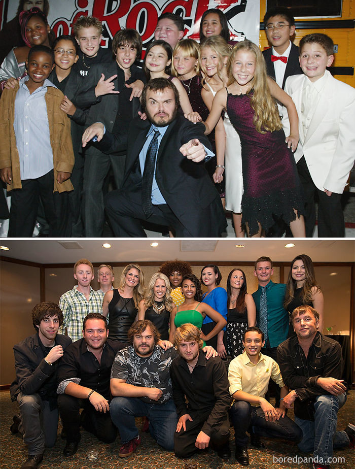 School Of Rock: 2003 Vs. 2013