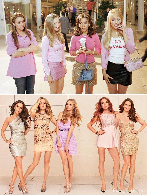 Mean Girls: 2004 Vs. 2014