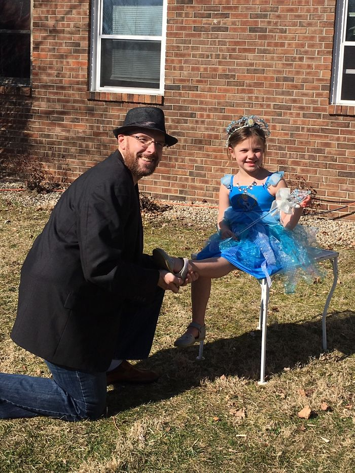 Josh Wikle And Ella Rose - Cinderella
