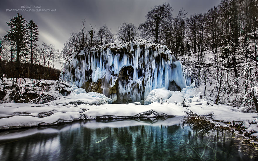 I Spent Two Days In The Snowy Croatia To Capture These Rare Photos