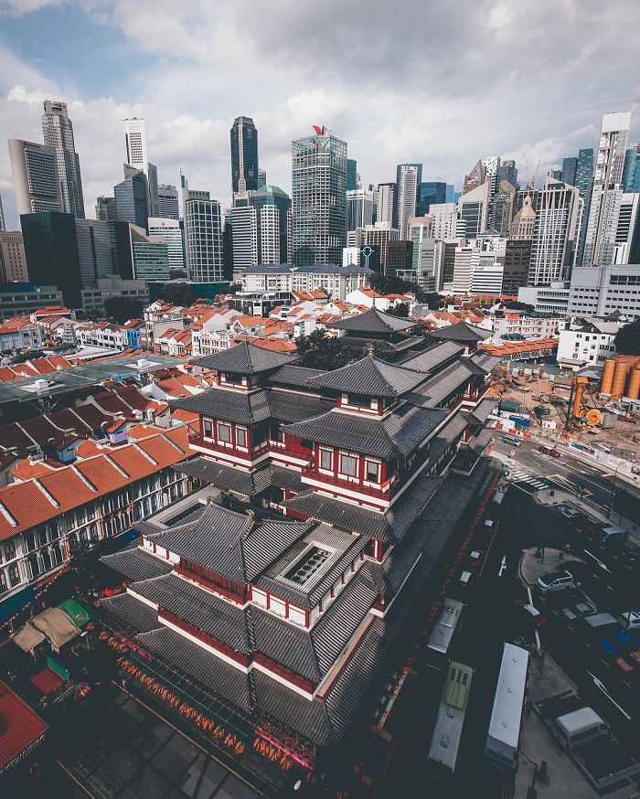 Incredible Views Of The Country That Leapt From The Third World To The First Within One Generation, Singapore.