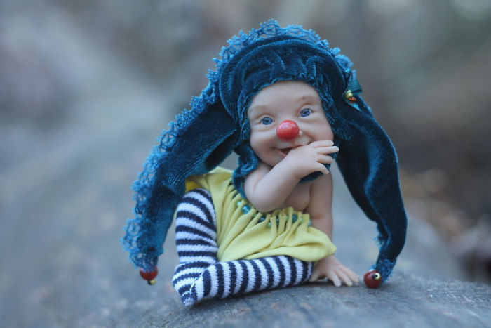 Little Mom's Sunshine: Perfect Life-like Dolls By Elena Kirilenko
