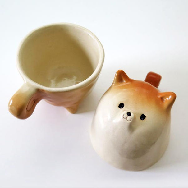Shiba Inu Cups