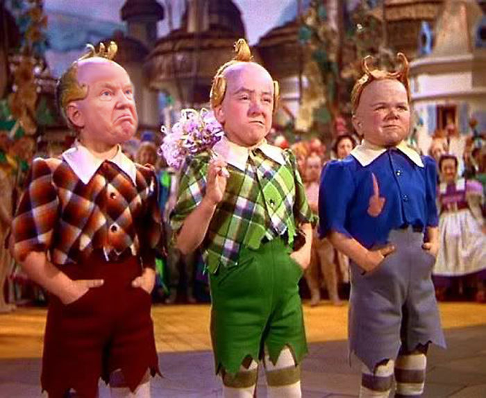 On Behalf Of The Lollypop Guild, We'd Like To Welcome You To Munchkinland!