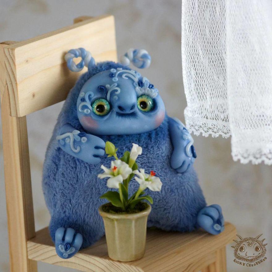 Magic Creatures, Dolls Handmade