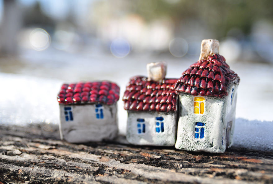 Miniature Fairy Houses You Would Like To Live In