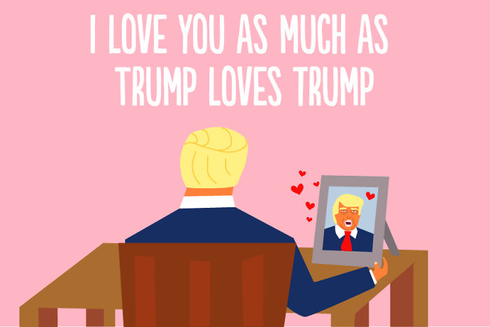 The Only Appropriate Valentine's To Give This Year