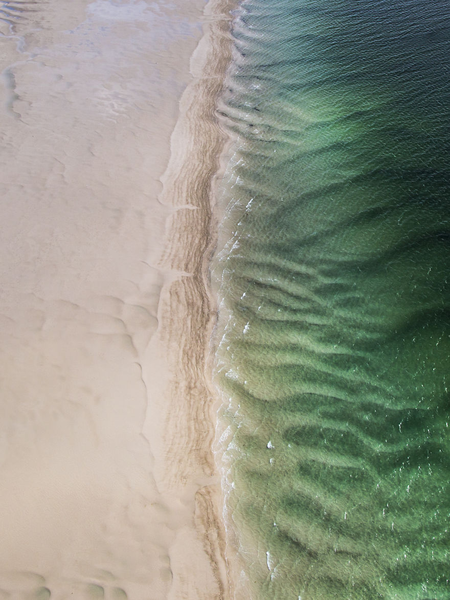 Tasmania From Above