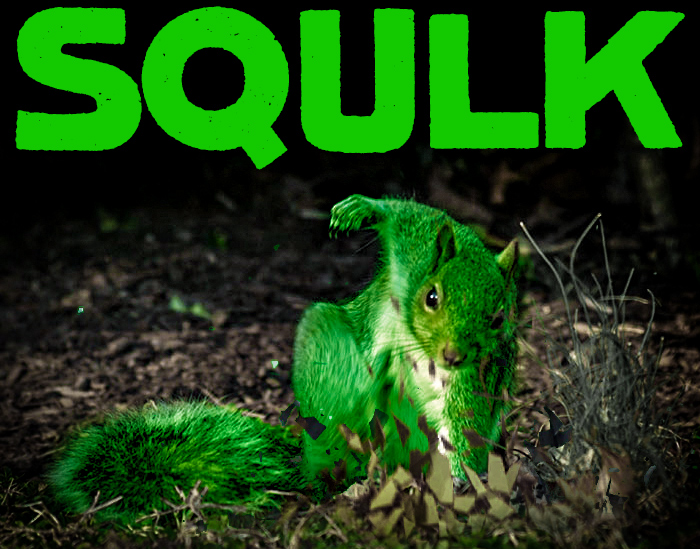 The Mighty Squlk