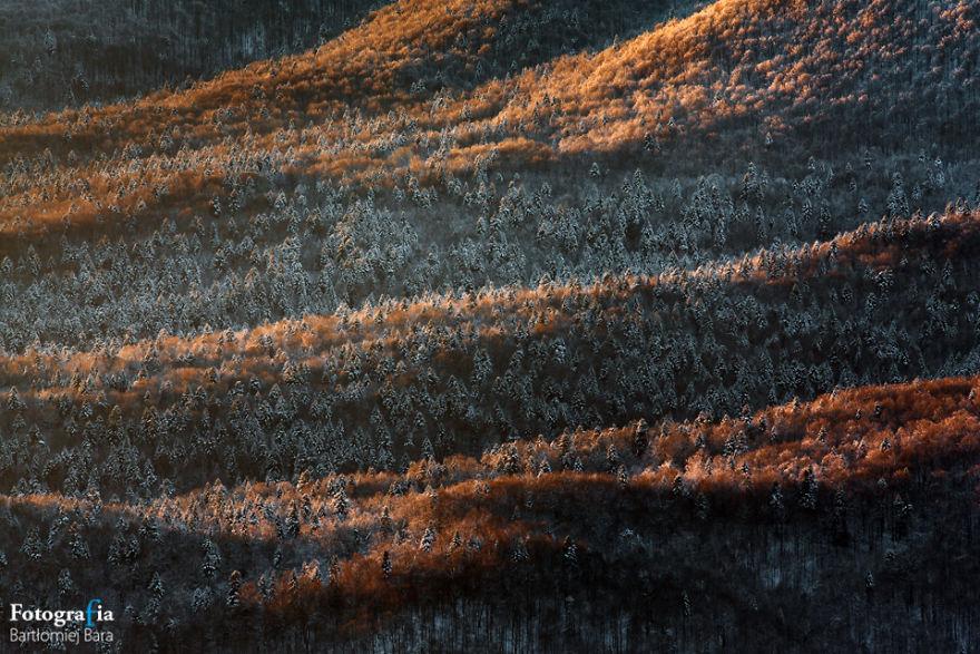 I Photographed Bieszczady National Park In Poland