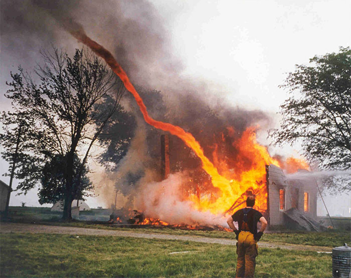 Fires And Tornadoes Aren't Bad Enough On Their Own