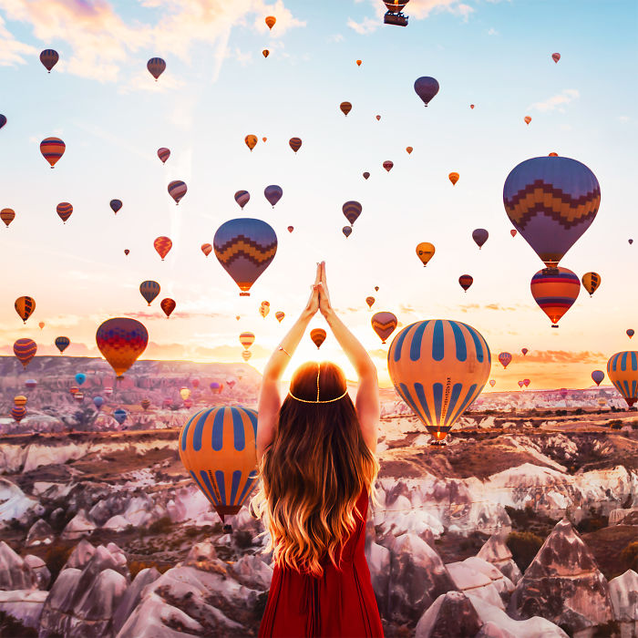 When Reality Looks Better Than Photoshop: 22 Incredible Photos Of Cappadocia, Turkey