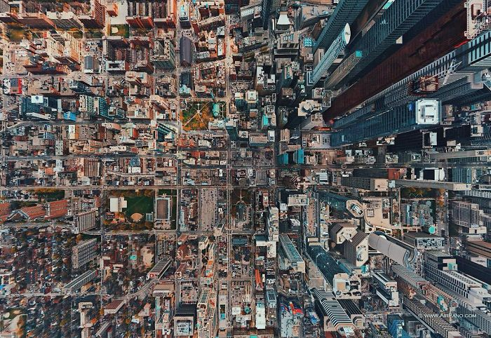 Ciudades como nunca las habías visto antes