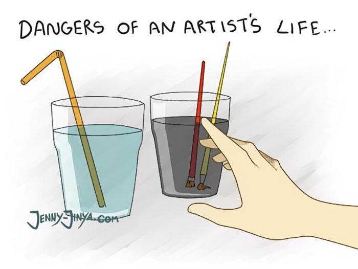 Life Of An Artist