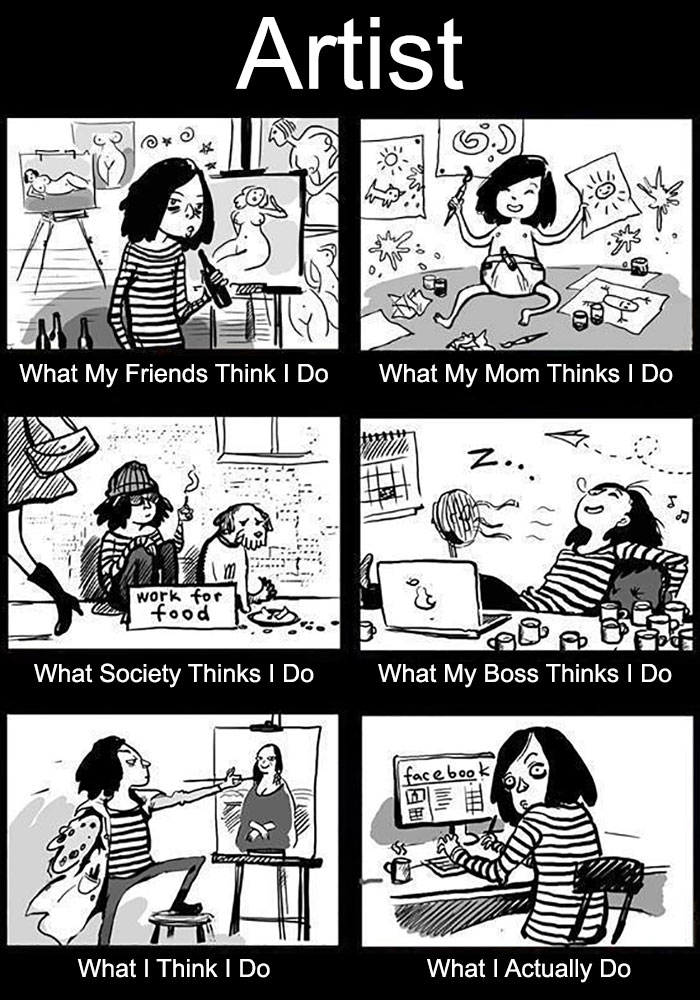 comic artists Amateur